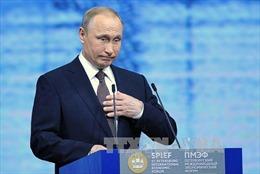 Tổng thống Putin: Nga không bị tác động bởi Brexit