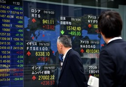 Thị trường quốc tế rung chuyển vì Brexit