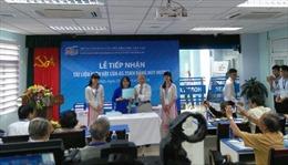 Tiếp nhận hơn 4.000 hiện vật của Giáo sư Đặng Huy Huỳnh