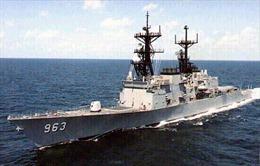 Mỹ điều động 3 chiến hạm Aegis tuần tra Biển Đông