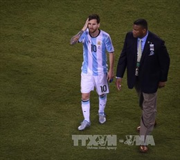Messi không biết sút 11 mét?