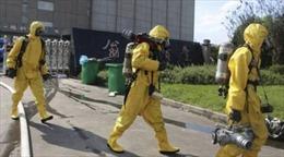 Rò rỉ hóa chất khiến hơn 130 người nhập viện
