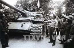 Đại tướng Chu Huy Mân - nhà quân sự, chính trị song toàn