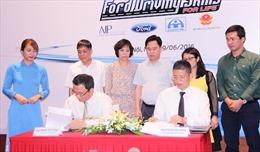 Ford Việt Nam hướng dẫn lái xe an toàn hơn 1.500 học viên