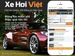 XeHoiViet.com - Chợ xe online sôi động của người Việt