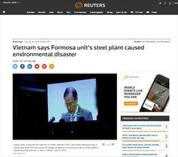 Truyền thông quốc tế đưa tin về nguyên nhân cá chết tại Việt Nam