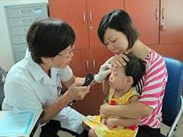 Gia tăng bệnh nhân đau mắt đỏ