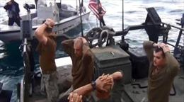 10 thủy thủ Mỹ bị Iran bắt đã làm lộ tin mật