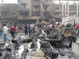 Đánh bom xe tại Iraq