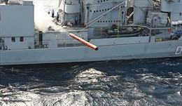 Ấn Độ đề nghị bán ngư lôi diệt ngầm cho Việt Nam