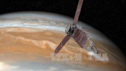 Tàu Juno tiến vào quỹ đạo Sao Mộc