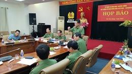 Hướng đến kỷ niệm 70 năm ngày truyền thống lực lượng an ninh