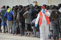 Hơn 4.500 người di cư được cứu sống ngoài khơi Italy