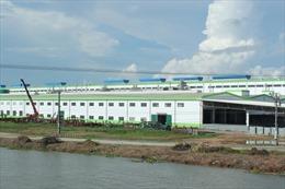 Khẩn trương kiểm tra về môi trường của Nhà máy giấy Lee&Man