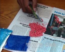 Triệt đường dây tuồn ma túy vào Việt Nam
