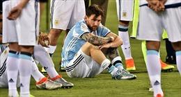 Cha con Messi lãnh 21 tháng tù vì trốn thuế