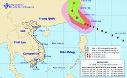Bão Nepartak mạnh cấp 17 đổ vào Đài Loan, Trung Quốc