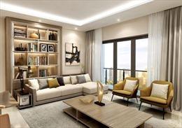 Ra mắt căn hộ mẫu đẳng cấp Sun Grand City Thuy Khue Residence