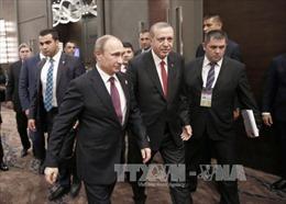 Du khách Nga tấp nập trở lại Thổ Nhĩ Kỳ