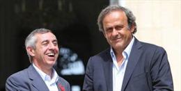 Platini, ông vua mất tích của EURO