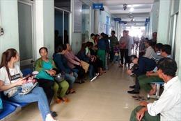 Quá tải nghiêm trọng tại Bệnh viện đa khoa Khu vực Bắc Quảng Bình