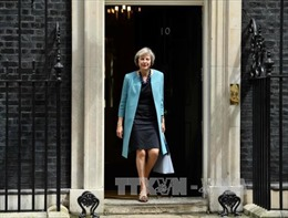 Bà Theresa May không còn đối thủ giành ghế Thủ tướng Anh