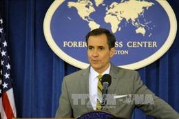 Mỹ ủng hộ phán quyết của PCA về Biển Đông