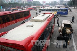 Lịch trình xe khách sau khi bến xe Lương Yên ngừng hoạt động