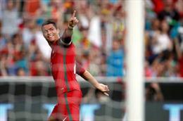 Quả bóng Vàng đã trong tầm tay Ronaldo