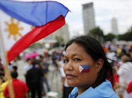 Philippines kêu gọi Trung Quốc tuân thủ phán quyết của PCA về Biển Đông