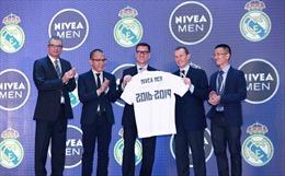 Nivea Men hợp tác với Real Madrid tại Việt Nam