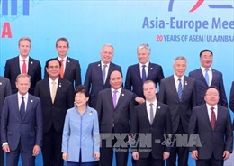 Thủ tướng dự Hội nghị Cấp cao Á – Âu lần thứ 11