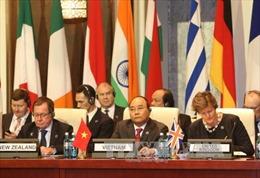 Toàn văn phát biểu của Thủ tướng tại phiên toàn thể hội nghị ASEM