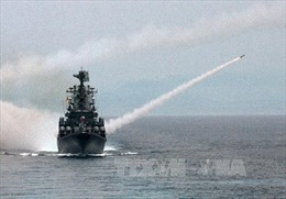 Hạm đội Biển Đen của Nga tập trận