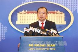 Việt Nam lên án mạnh mẽ vụ tấn công tại Nice
