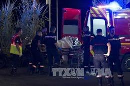 IS nhận trách nhiệm vụ tấn công Nice
