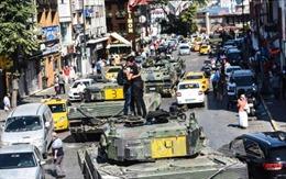 Thổ Nhĩ Kỳ kết thúc chiến dịch chống đảo chính