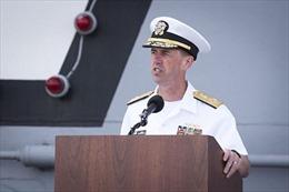 Sau phán quyết PCA, Đô đốc Hải quân Mỹ tới Trung Quốc làm gì?