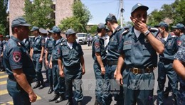 Tiếp tục thương lượng giải thoát con tin ở Armenia
