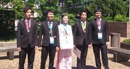 Đoàn Việt Nam giành 2 HCV Olympic Vật lý quốc tế 2016