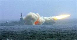 Sau phán quyết PCA, Trung Quốc lần đầu phong tỏa một phần Biển Đông