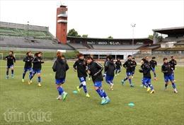 Các cô gái vàng bóng đá Việt Nam tại Séc – chuyến tập huấn ấn tượng