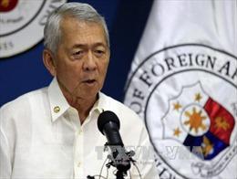 Philippines bác đề nghị đối thoại có điều kiện của Trung Quốc