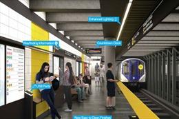 New York chờ đón hệ thống xe ngầm mới