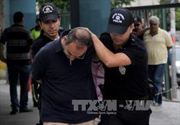 Ankara hối thúc Hy Lạp dẫn độ 8 quân nhân