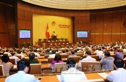Quốc hội bỏ phiếu kín bầu Chủ tịch, Phó Chủ tịch