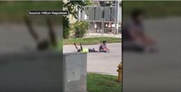 Cảnh sát Mỹ bắn nhầm một người đang giúp bệnh nhân tự kỷ