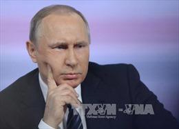 """Moskva cảnh báo Phương Tây tránh nói """"tấn công giả định từ Nga"""""""