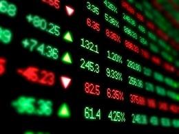 VCB giảm sàn, VN-Index mất gần 10 điểm