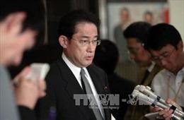 Nhật Bản mong Lào tích cực giải quyết căng thẳng Biển Đông